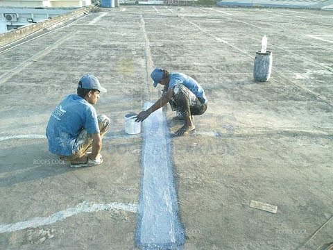 Commercial and Industrial Projects Done by Roofs Cool