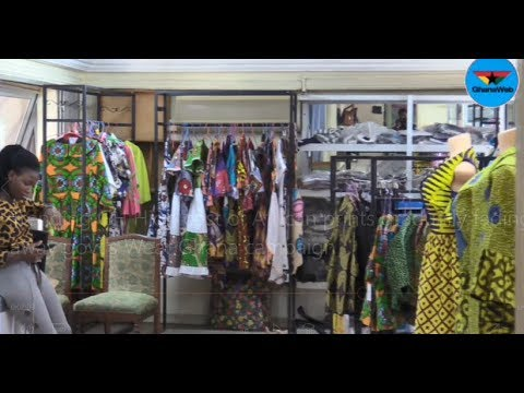 Trending GH: High cost of African prints gradually fading away govt's Wear Ghana campaign
