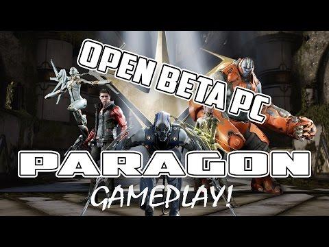 Paragon Moba Gameplay Beta PC Download