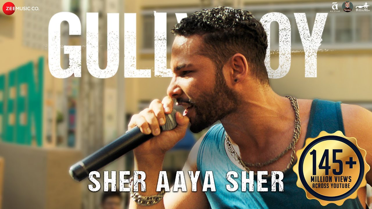 Sher Aaya Sher - Divine