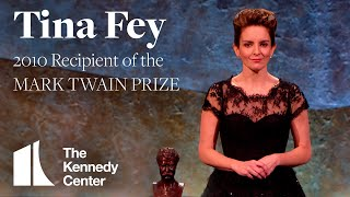 Tina Fey Acceptance Speech | 2010 Mark Twain Prize