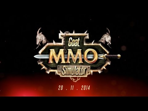 Nový MMO patch pro Goat Simulator