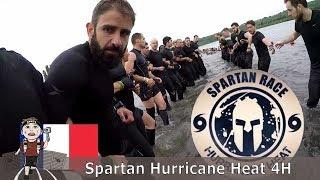 Spartan Hurricane Heat 4H - Première en France