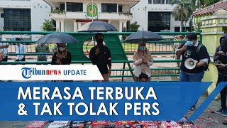 Wali Kota Bobby Nasution Buka Suara setelah 4 Hari Didemo Jurnalis, Berharap Tak Ada Lagi Miskom