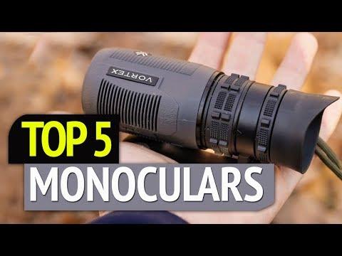 TOP 5: Best Monoculars