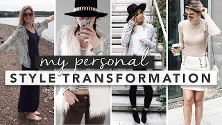 My Style Story and Style Transformation Over the Years | by Erin Elizabeth