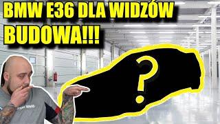 BMW E36 DLA WIDZÓW!!! BUDOWA. Nowe Wnętrze, Audio I Wiele Innych.