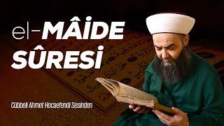 5 el-Mâide Sûresi