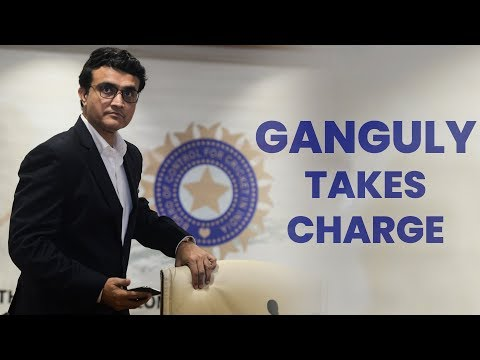 Dhoni's future is his call, everyone will get respect till I'm around - Sourav Ganguly