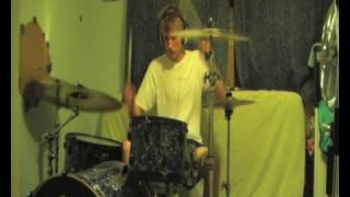 The Fall Of Troy - Laces Out Dan (Drum Cover)