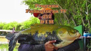 Programa Fishingtur na TV 252 - Pesque Pague do DIM