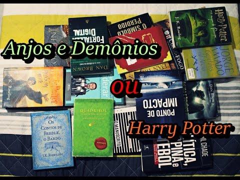 Anjos e Demônios ou Harry Potter?