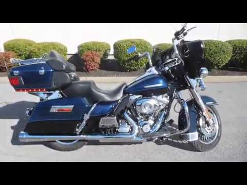 2012 Harley-Davidson Electra Glide Ultra Limited at Bumpus H-D of Murfreesboro