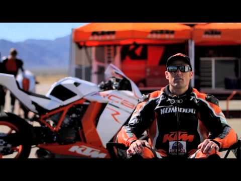 KTM 1190 RC8 R Test with Ty Howard
