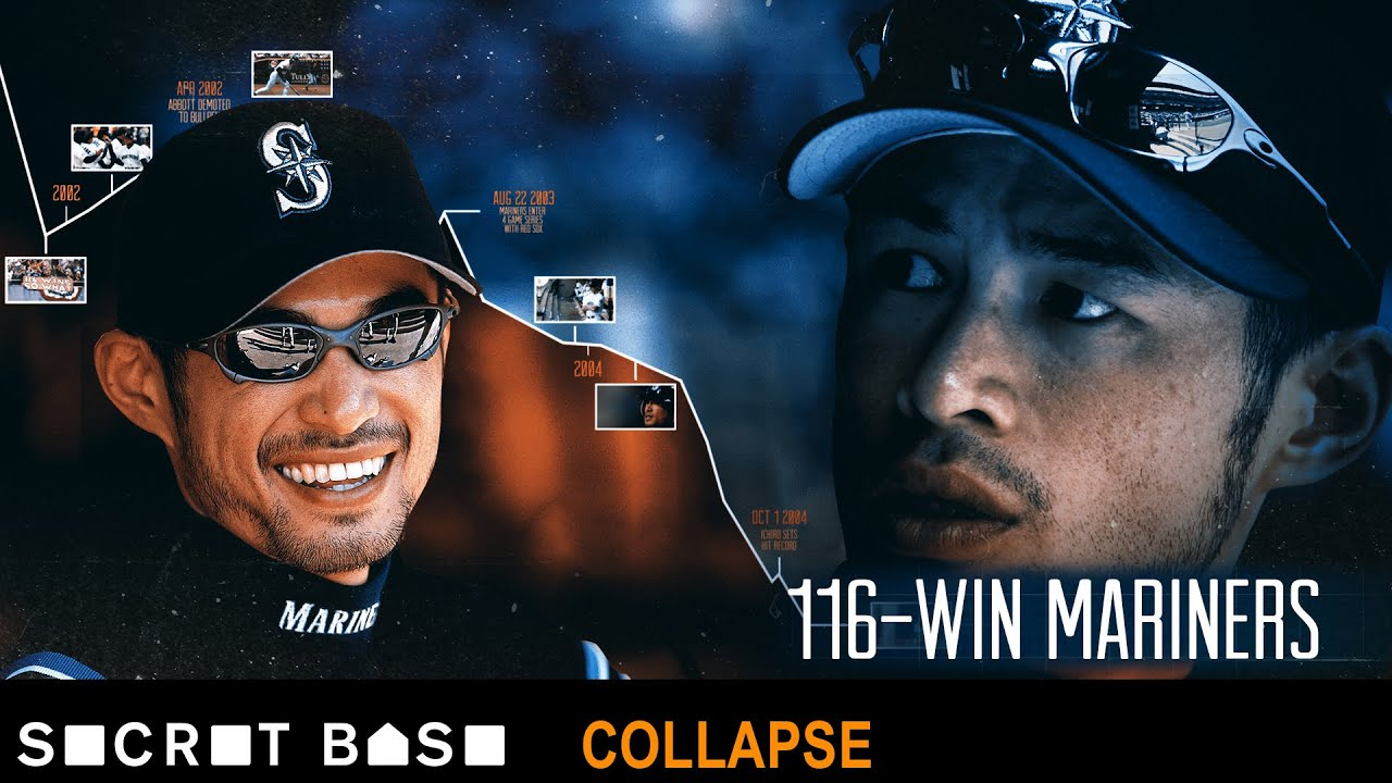 How the 2001 Mariners went from 116 wins to a historic drought in an instant | Collapse thumbnail