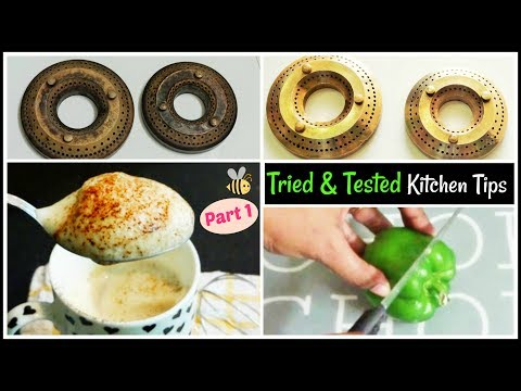 7 Useful Kitchen Tips & Tricks in Hindi [ with English Subtitle ] | Food HashTag Life