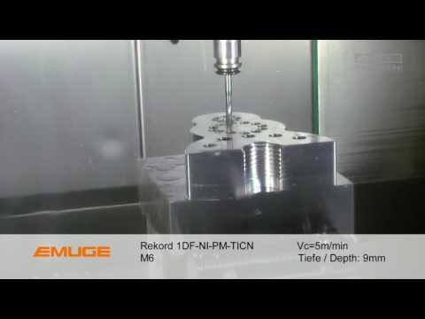 Machining of Toolox 44