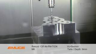 Machining of Toolox 44