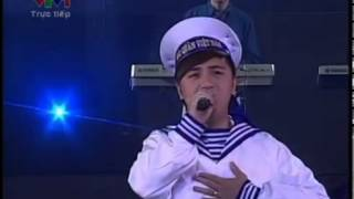 Bay Qua Biển Đông   M4U live   Khát Vọng Trẻ 2012