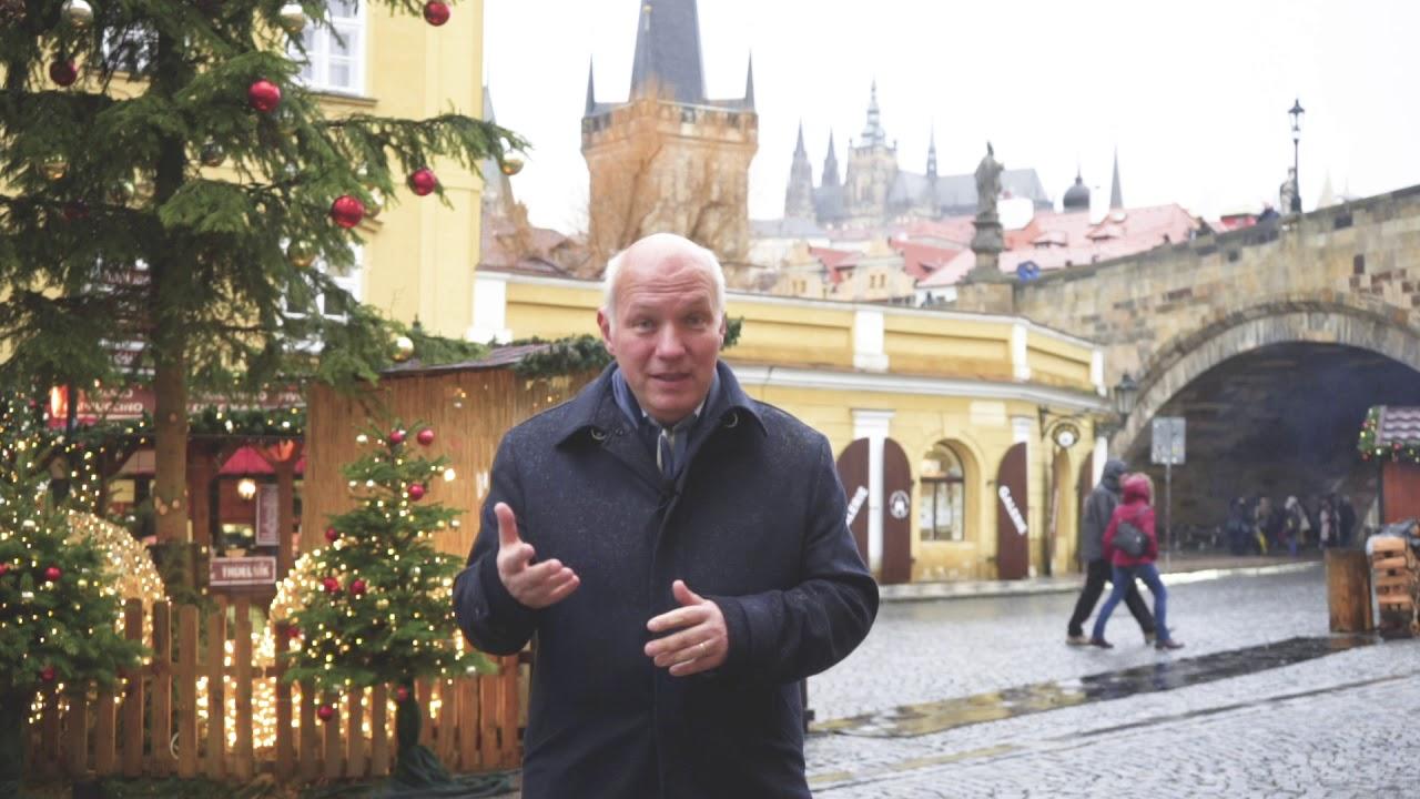 Vánoční přání Pavla Fischera
