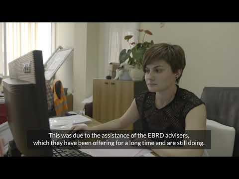 EU and EBRD support for Small Businesses in Albania - APM
