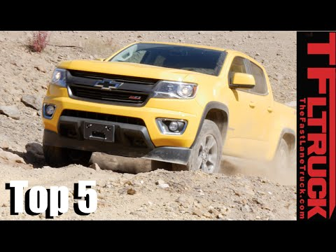 Tested & Reviewed: Top 5 Best Off-Road Trucks From The Factory