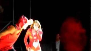 Gypsy Heart Tour à Guadalajala - See You Again Performance - 28/05/11