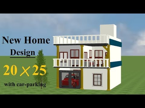 Car Parking Design In Small House