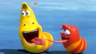 LARVA - DANCING ON ICE | Cartoon Movie | Cartoons For Children | Larva Cartoon | LARVA Official