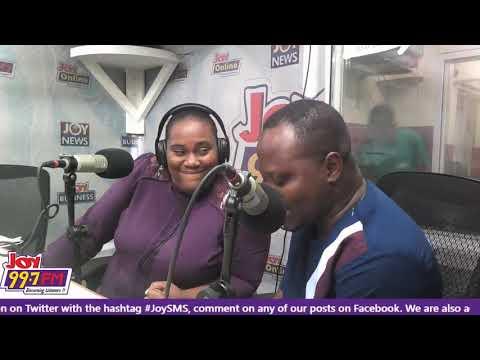#JoySMS Newspaper Review on Joy FM (11-10-18)
