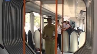 Автобус в Туркестан поедет... по рельсам