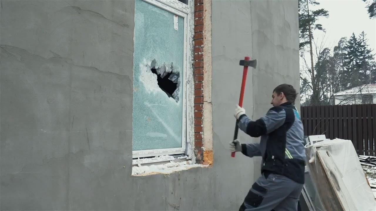 Пластиковые окна - видео