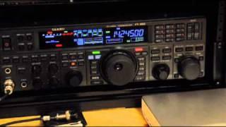 "Ham Radio Tutorial - How to call ""CQ"""