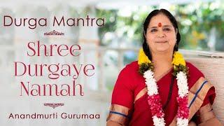 Shree Durgaye Namah  Devi Mantra