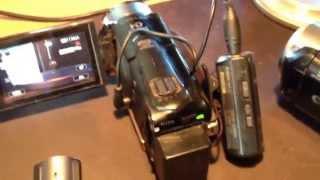 Canon Wireless Mic WM-V1 | Wranglerstar Vlog #3