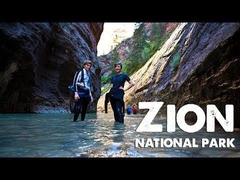 Zion National Park...Utahs Most Visited