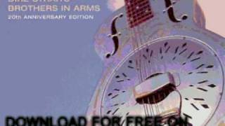 dire straits - The Man's Too Strong - Brothers In Arms