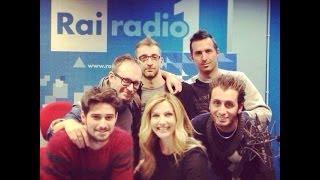 Citofonare Cuccarini – Rai Radio 1