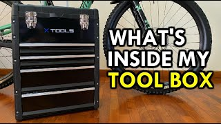 What's Inside My Tool Box | Pro Rolling Tool Box