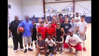 2018 Middle School Elite Basketball Camp Official Elite Hoops Mixtape