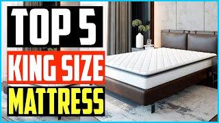 Top 5 Best King Size Mattress 2020 Reviews