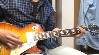 DIO 「Children Of The Sea(Live at  Donington Park'83)」Vivian Campbell Guitar Cover
