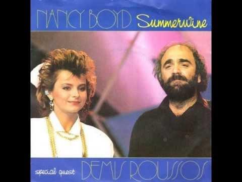 Demis Roussos & Nancy Boyd Summerwine