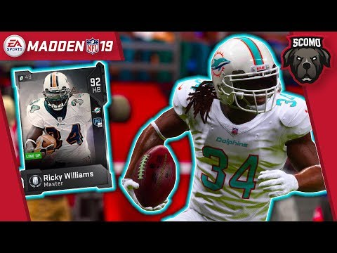 Can They Contain Him!? Level Master Rickey Williams! Madden NFL 19 Gameplay