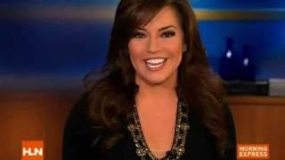Robin Meade reads my underwear joke on the air!