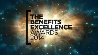 Motion graphics animation for 2014 Benefits Excellence Awards event.