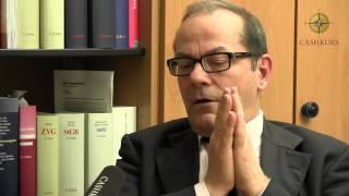 Interview mit Hans Scharpf – dem Rechtsanwalt im Schuldenstreik (2.0)