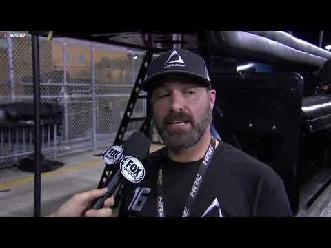 Moffitt's crew chief: 'We have the best people'