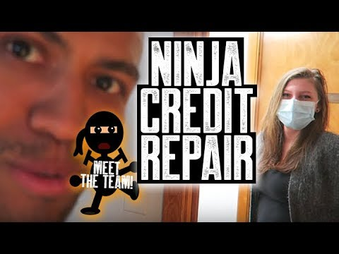 NINJA CREDIT REPAIR || MEET THE TEAM AWESOME LIFE GROUP || REPAIR CREDIT FAST