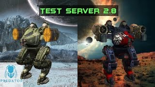 ROGATKA BETTER THAN GRIFFIN? | Big Scores With 5 ROGATKAS | Test Server 2.8